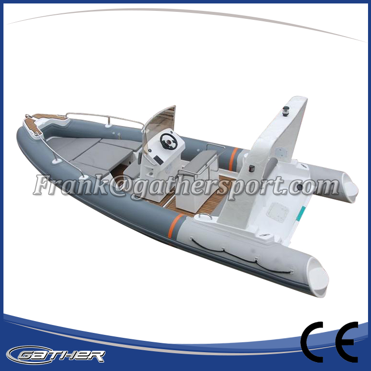 Gather High Precision Wholesale inflatable boat rib680A