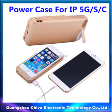 for iphone 5 External Battery Case ,Battery Case Charging for iphone 5 ,4000mah battery case for iphone 5