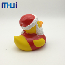 Exquisite technical mini pvc duck bath toy