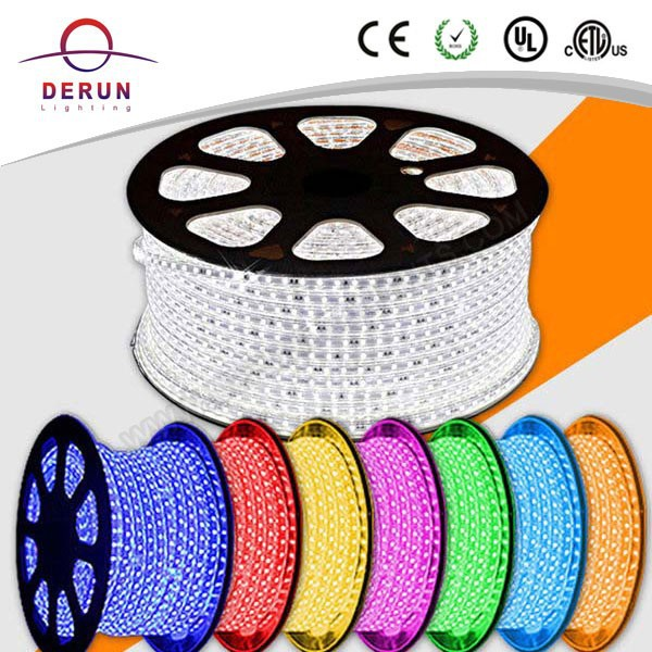 100m rolls rgb led strip lights 5050 led strip 220v