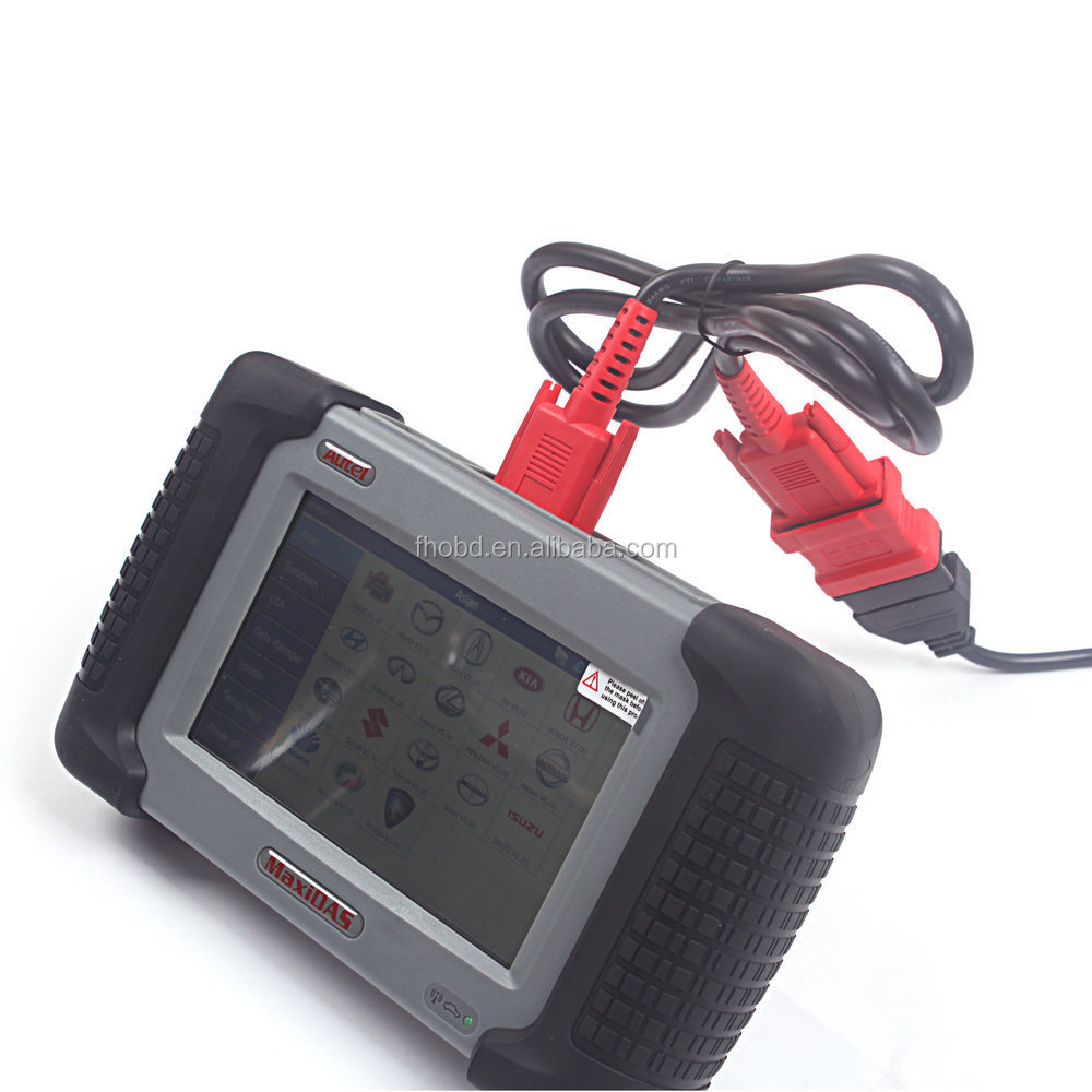 Car Scanner Autel MaxiDAS DS708 French/Spanish For Sale