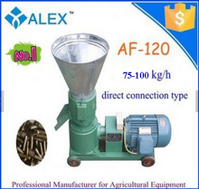 Made in China palm kernel cake price AF-120 Animal feed machine feeding machine