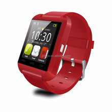 Wholesale sport water cheap smart watch bluetooth phone U8 shenzhen factory