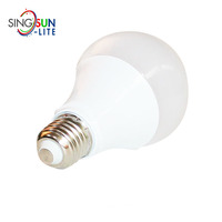 shenzhen wholesale hot selling 3w 5w 7w 9w 12w 15w led light bulb,e27 led bulb lighting,e27 9w led bulb light