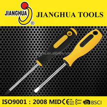 Double Color Insulated Screwdriver from Jianghua factory