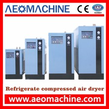 13.8m3 per min inline portable compressed air dryer