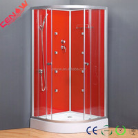 glass shower house shower stall CW-654