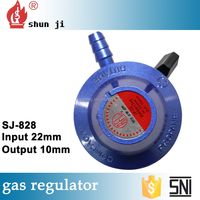 New products of2016 best standard gas regulator propane