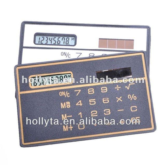 2014 Bank Card Calculator