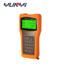 Hand Held Ultrasonic water Flow meter sensor