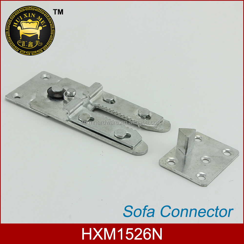 chinese furniture connector sofa joint parts seats fastener