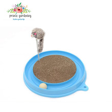 Best Seller Cat Corrugated Scratcher Cardboard/kitty scratch post/pets at home scratching post