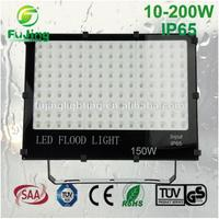 50,000 working hours 150W LED flood light IP65 AC85~265V CE ROHS Approved
