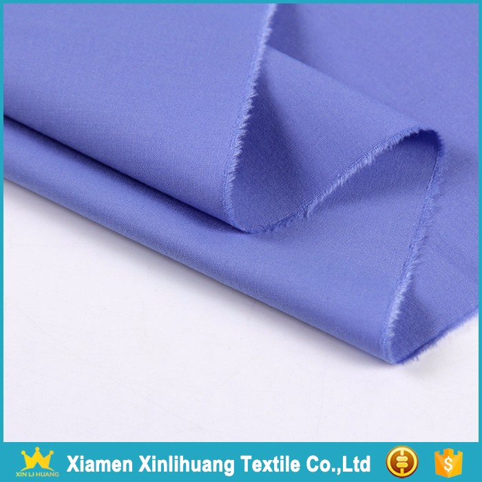 Factory Direct Selling 65% Polyester 35% Cotton TC Poplin Fabric