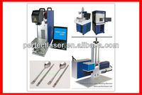 Series Number Jewelry / Mobile Phone / Stainless Steel laser printing machine