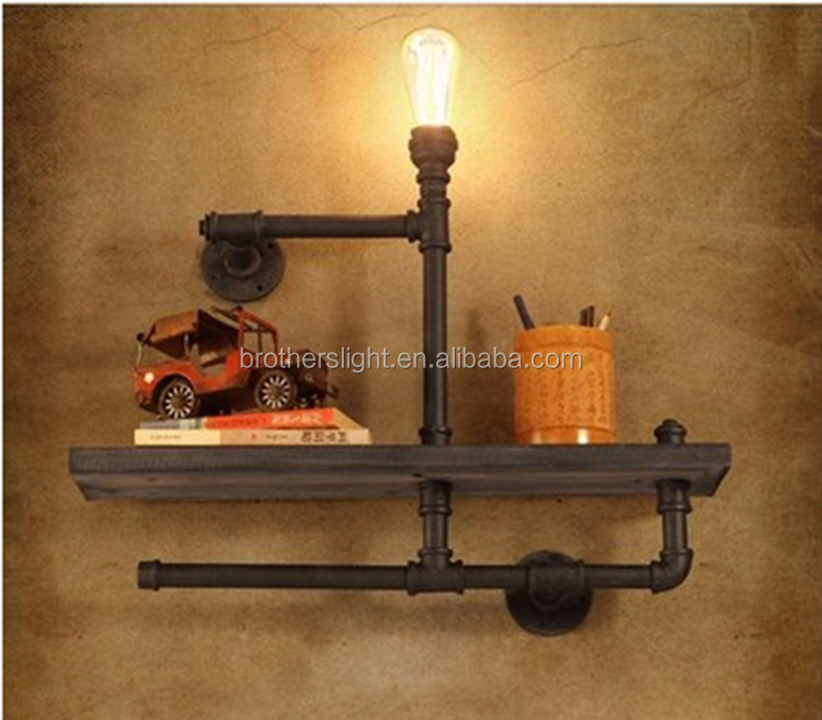 New design decorative vintage industrial style wall lights - Appliques murales style industriel ...