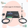 built-in GPS module 3G Modbus GPS Data Logger GPRS MAP