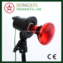 Newest Design High Quality Circular Halogen Infrared Heating Lamp/Infrared Motion Sensor