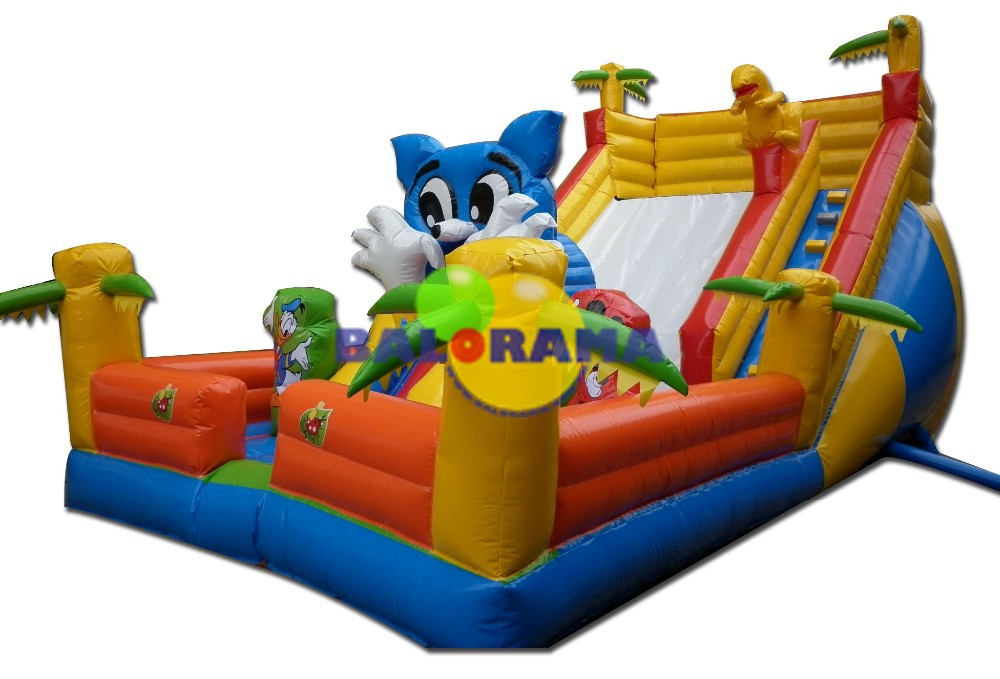 dinosaur inflatable bounce house, commercial inflatable playground for kids, inflatable fun city