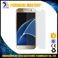 9H Hardness Explosion Proof Scratch Resistant Tempered Glass Screen Protector For Samsung Galaxy S7