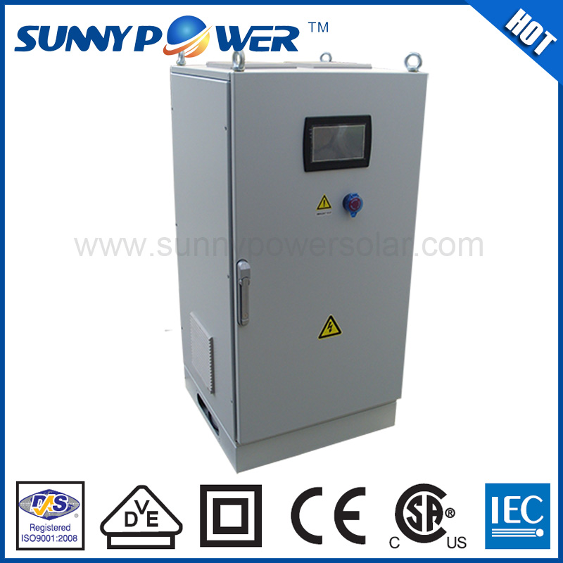 Sunny Power new blue Normal commercial use 15kw solar power system