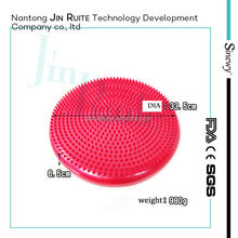 silicone back massage cushion
