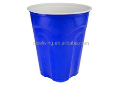 18 Oz Disposable Solo Squared Red Cups