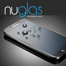 Nuglas Tempered Glass Screen Protector for Samsung Galaxy S4 I9500,Best Quality With Factory Price , MOQ 50pcs with paypal