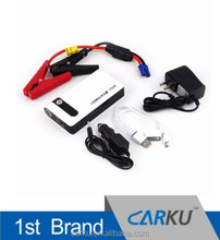 gasoline Carku rechargeable portable power bank and car jump starter