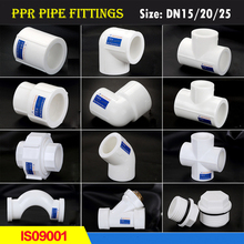 Wholesale polyethylene pipe fittings hot ppr stop valve adjustable handrail pipe fitting