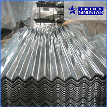 Buildings materials Corrugated Steel Sheet Metal Roofing