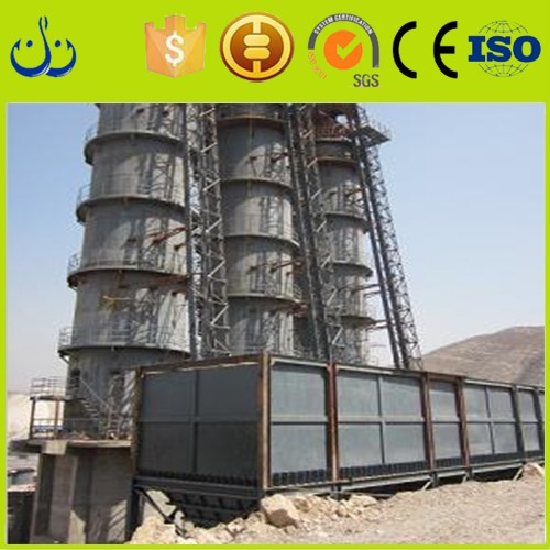 Lime shaft furnace , limekiln for lime production with high activity degree