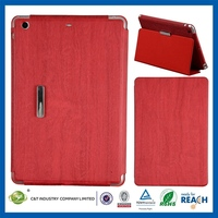 Newest design belk case pu leather for ipad