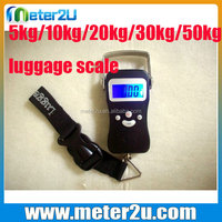 digital shipping scale / luggage scale