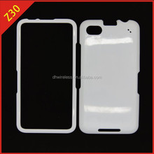 factory price pc case for blackberry Z30, wholesale snap on cover for blackberry Z30