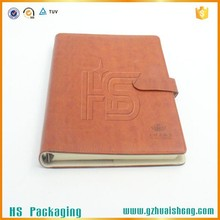 best price dairy 2015 with custom pen holder, pu leather 2015 diary with card slots