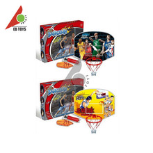 Wholesale cheap funny colorful children wood mini basketball board