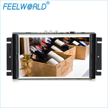 Factory customized 8 inch open frame lcd display touch screen advertising