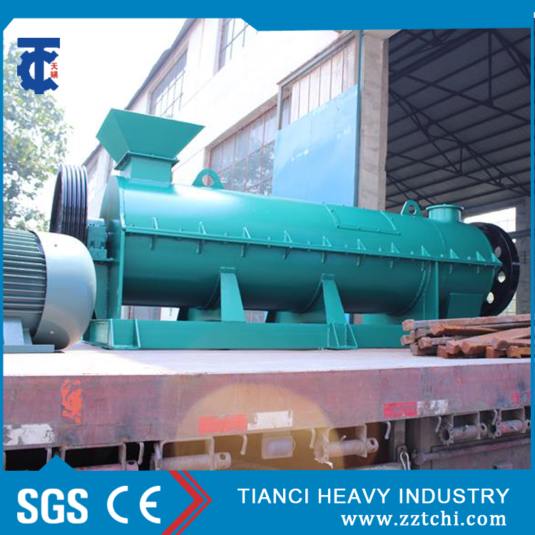 Large capacity strong recommended fertilizer tablet machine/organic fertilizer dedicated granulator