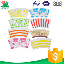 China cheaper 7oz paper cup fan for paper cup