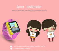 Kids GPS Watch Phone with Android App 3G Wifi Baby Tracker Watch