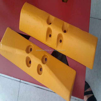 Excavator And Bulldozers Parts Track Shoe Crawler Track Pad