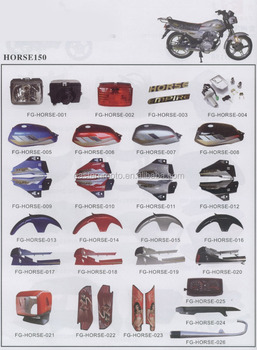HORSE150 Keeway motorcycle parts/SPEED150 BERA JAGUAR150 AKT125 OWEN150 AK125 EVO BOXER CT100 parts