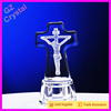 Personality Glass Religious Cross For Christian Gifts