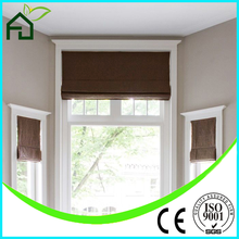2017 hot sale roman blinds/Automatic Home Smart Motor Roman Blinds/New Indoor Home Window Day Night Roman Roller blinds Shades