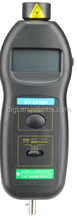 DT2236C Tach ft & m/min 0.5~99,999RPM Range Handheld Auto Ranging 2in1 Digital Laser Non-Contact & Contact DT-