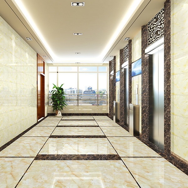 foshan factory cheap price polished gres porcellanato floor tiles