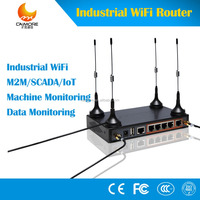 CM520-87W 3G WCDMA wifi router with one wan port and four lan port for remote control