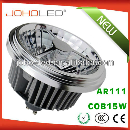 Newest AR111D-COB15W CREE COB GU10 E27 G53 led ar111 <strong>r111</strong> lamp