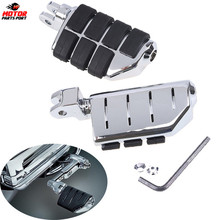 High quality aluminum motorcycle high way foot pegs for Harley Daivdson motor